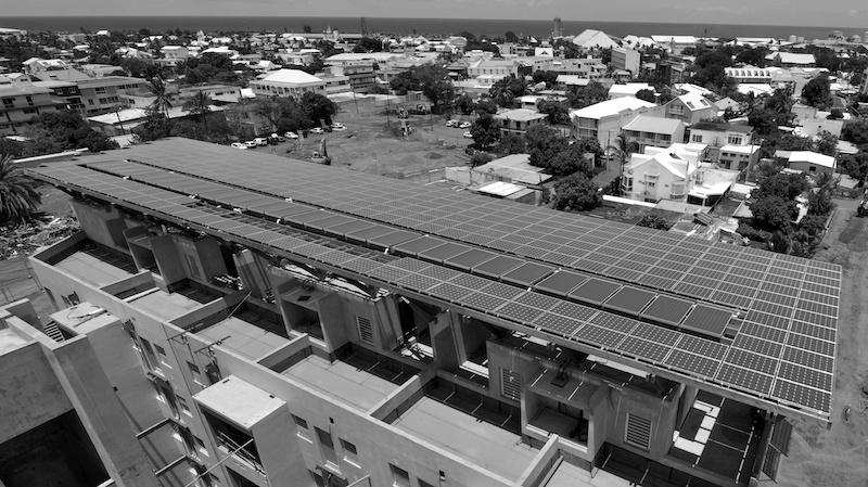 Maitrise d'œuvre photovoltaïque Réunion