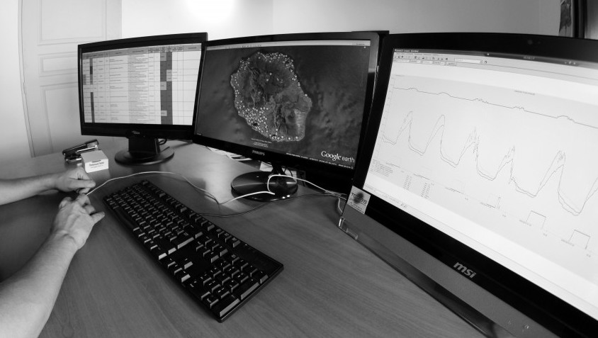 monitoring centrale photovoltaique
