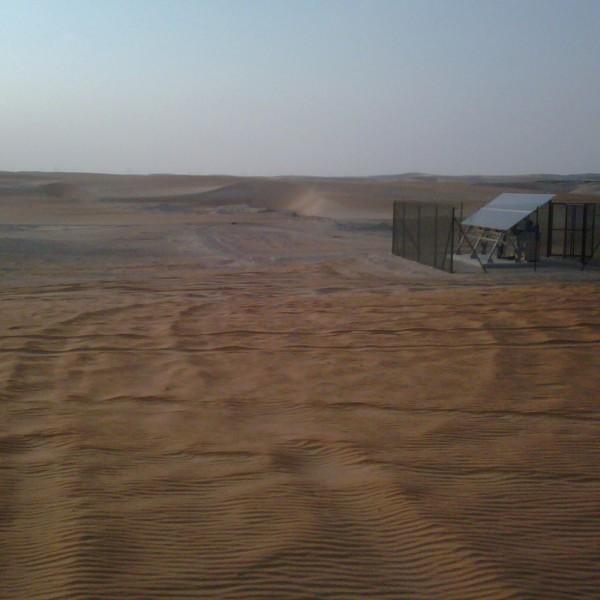 Photovoltaïque - Site Isolé de protection cathodique - Abou Dhabi